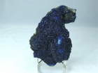 Azurite Specimen, Copper Queen Mine, Bisbee Arizona, (CAB)