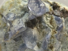 Micro Benitoite and Neptunite Specimen
