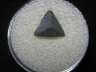 Benitoite Crystal, Stoney