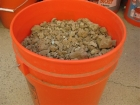 Benitoite Gravel Buckets