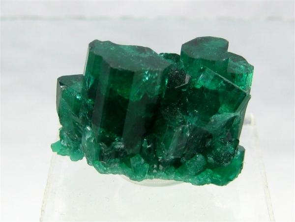 Chatham Emerald Cluster, (Min), 56.22 carats