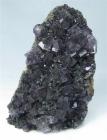 Fluorite and Sphalerite Specimen, Elmwood Mine, Tennessee, USA (Cab)
