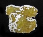 Fluorite w/ Barite Specimen, Moscona Mine, Villabona, Asturias, Spain, (SCab)