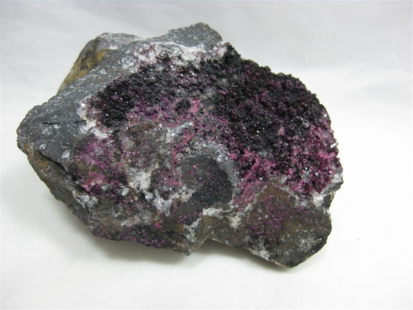 Roselite-Wendwilsonite Bou Azer District, Tazenakht, Ouarzazate Province, Morocco
