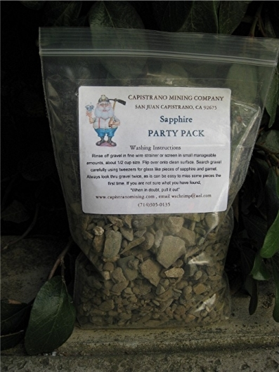 Sapphire Party Pack