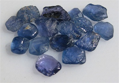 Montana Sapphire Capistrano Mining Company Benitoite